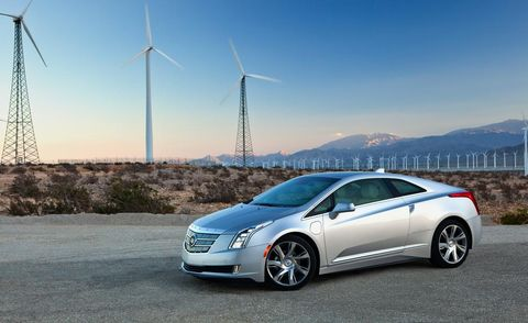 Cadillac Is Planning An Ev Will Become Gm S Leading Electric Brand