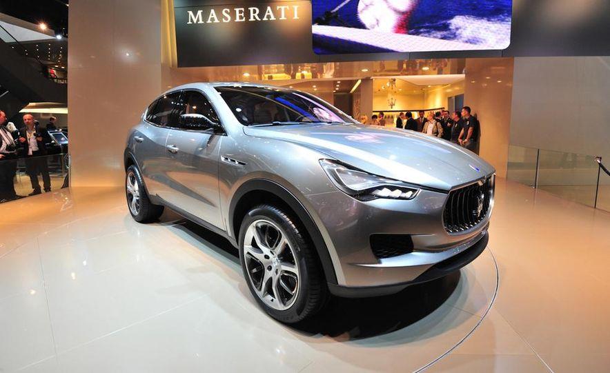 Maserati Kubang concept - Slide 5