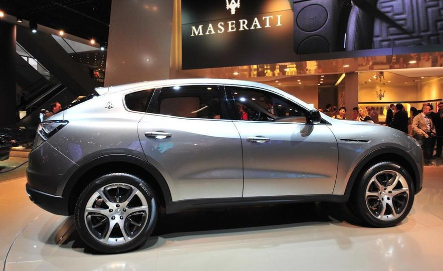 Maserati Kubang concept - Slide 6