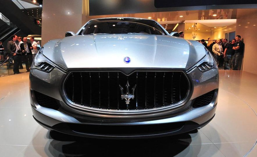 Maserati Kubang concept - Slide 10