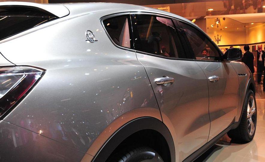 Maserati Kubang concept - Slide 11