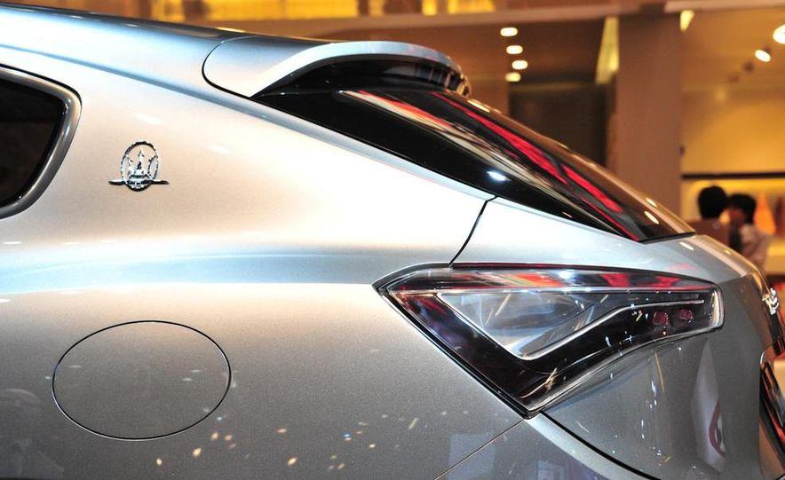 Maserati Kubang concept - Slide 14