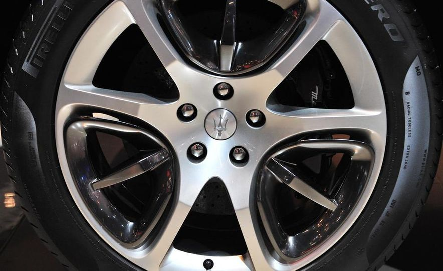 Maserati Kubang concept - Slide 16