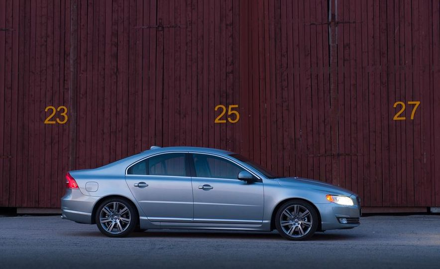 2014 Volvo S80 T6 - Slide 4