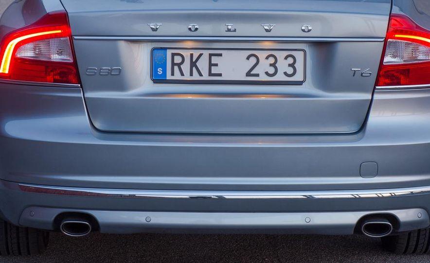 2014 Volvo S80 T6 - Slide 11