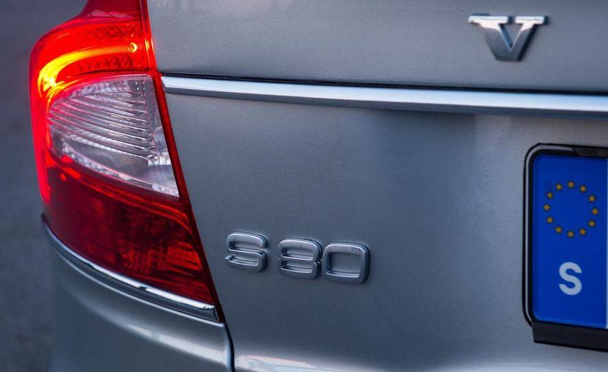 2014 Volvo S80 T6 - Slide 13