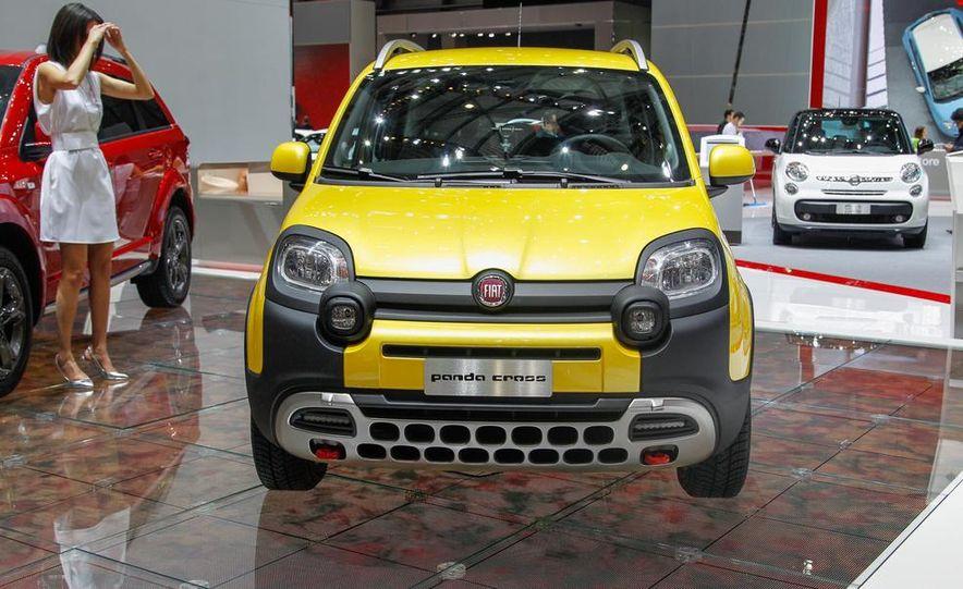 Fiat Panda Cross - Slide 1