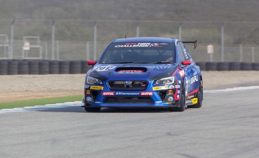 Subaru WRX STI SP3T race car - Slide 2