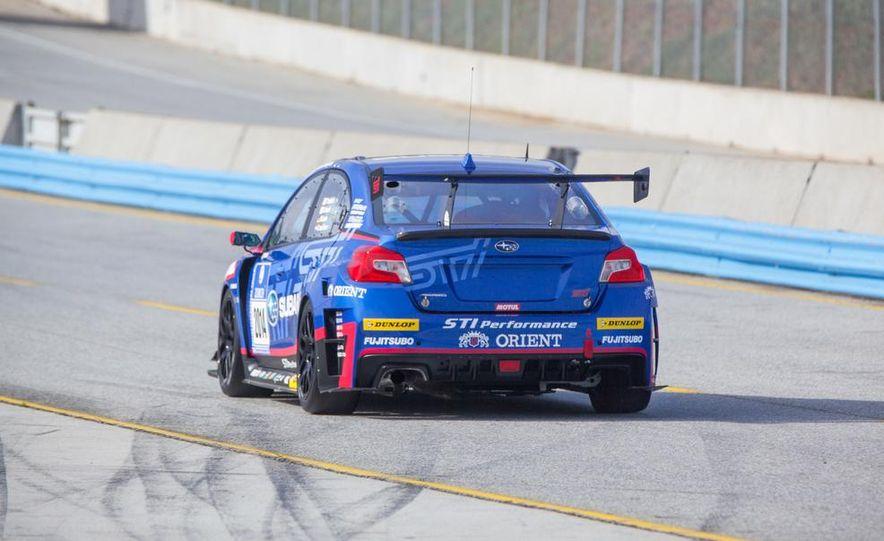 Subaru WRX STI SP3T race car - Slide 3