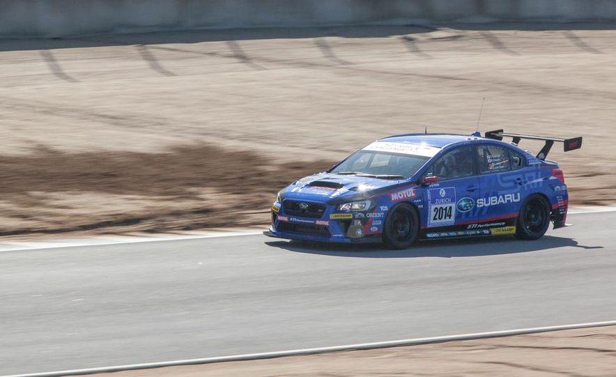 Subaru WRX STI SP3T race car - Slide 4