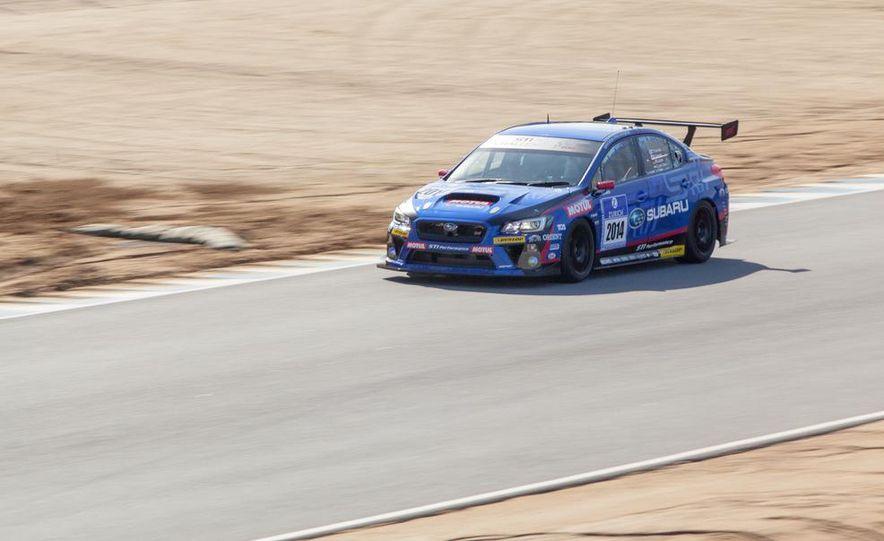 Subaru WRX STI SP3T race car - Slide 5