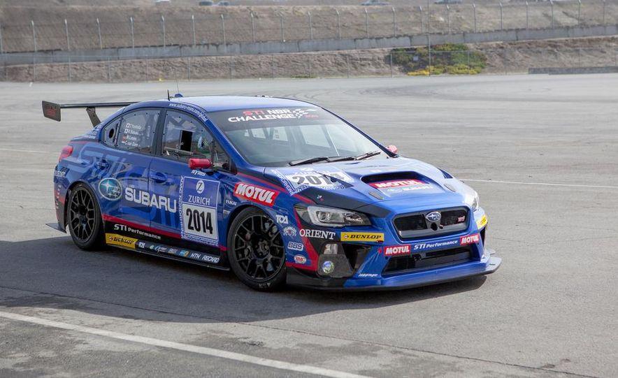 Subaru WRX STI SP3T race car - Slide 6