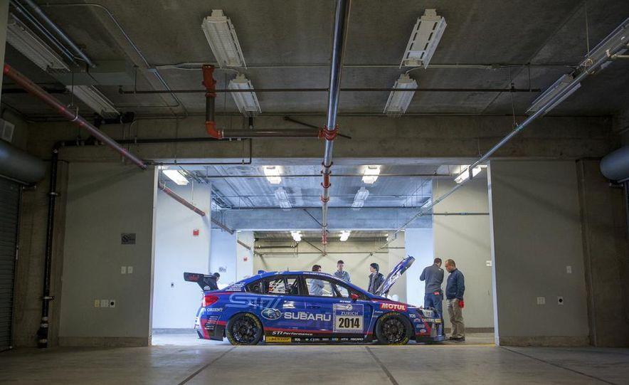 Subaru WRX STI SP3T race car - Slide 7
