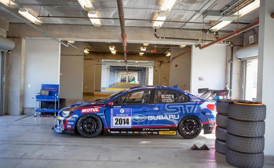 Subaru WRX STI SP3T race car - Slide 8