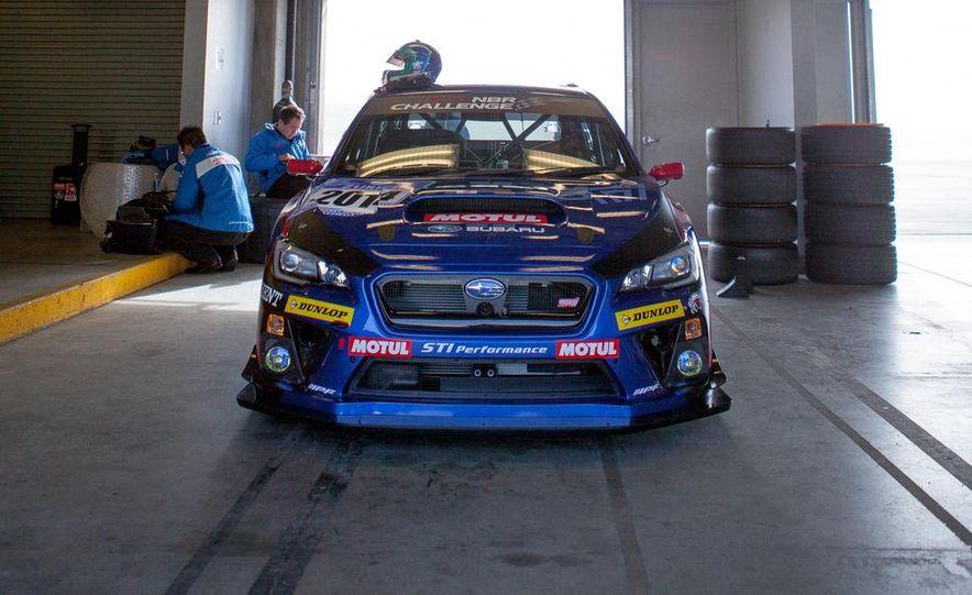 Subaru WRX STI SP3T race car - Slide 9
