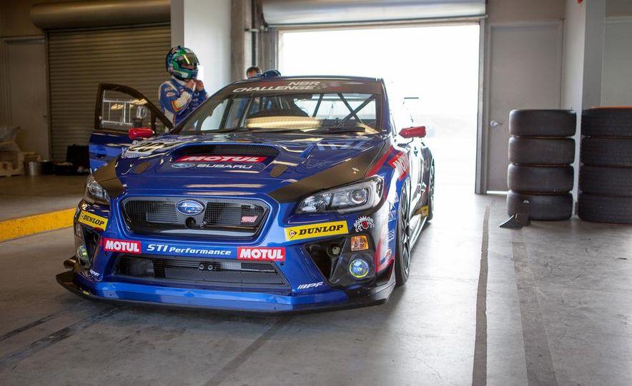 Subaru WRX STI SP3T race car - Slide 10
