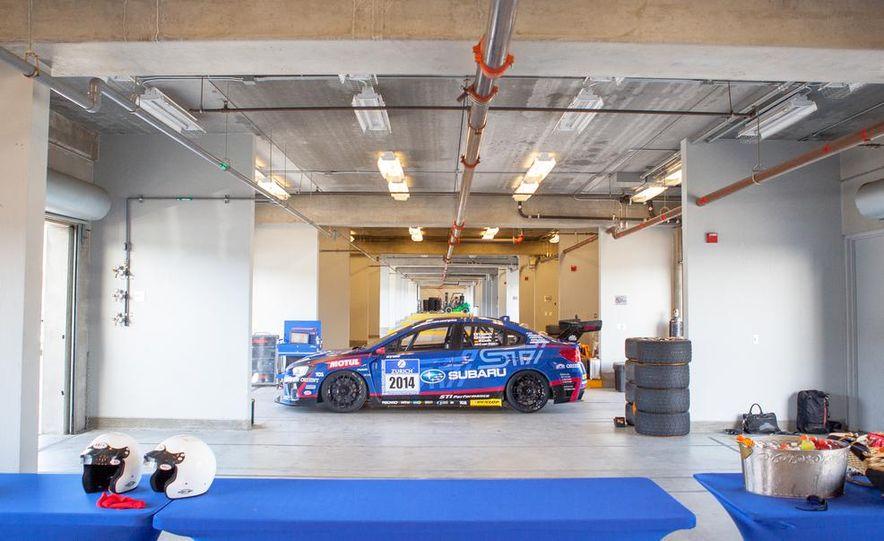 Subaru WRX STI SP3T race car - Slide 11