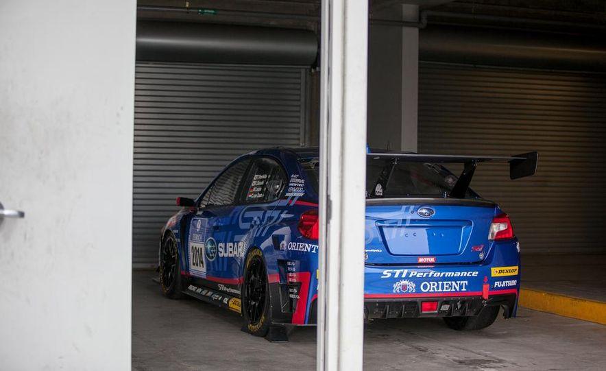 Subaru WRX STI SP3T race car - Slide 13