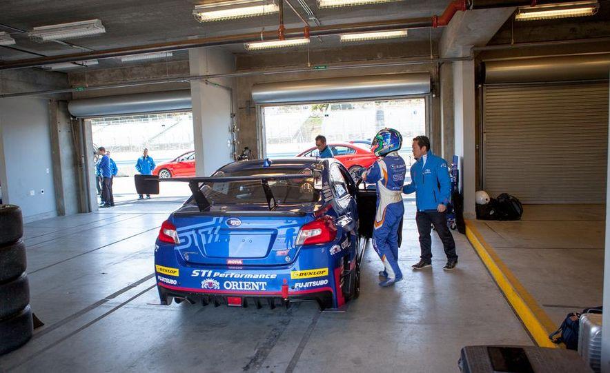 Subaru WRX STI SP3T race car - Slide 16