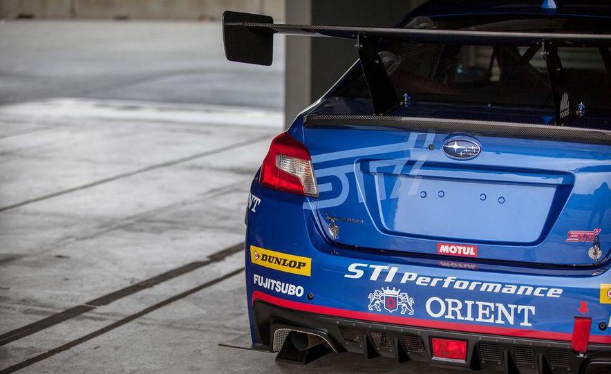 Subaru WRX STI SP3T race car - Slide 22