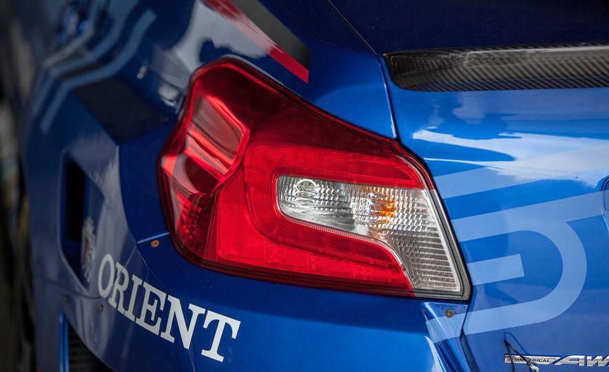 Subaru WRX STI SP3T race car - Slide 24
