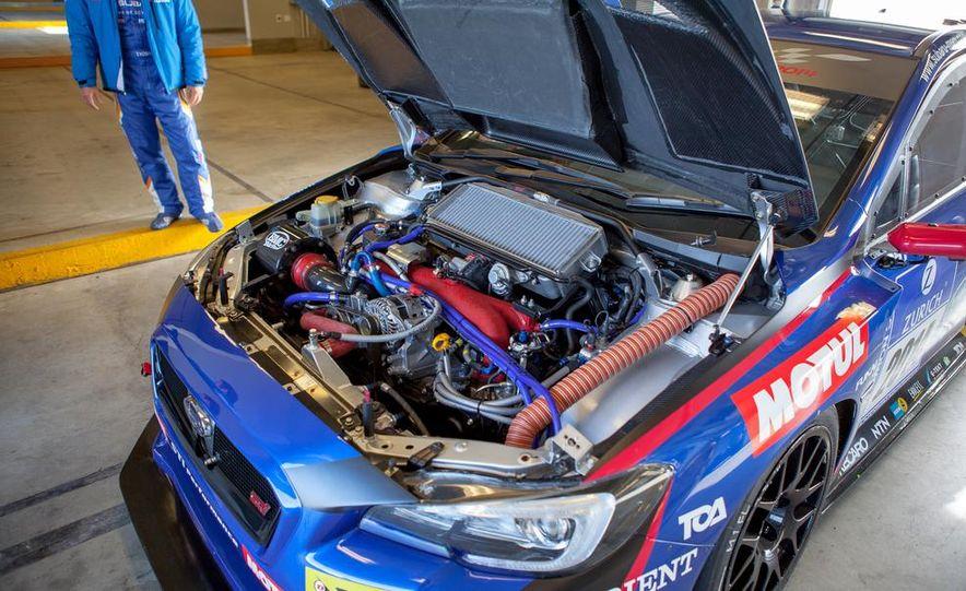 Subaru WRX STI SP3T race car - Slide 26