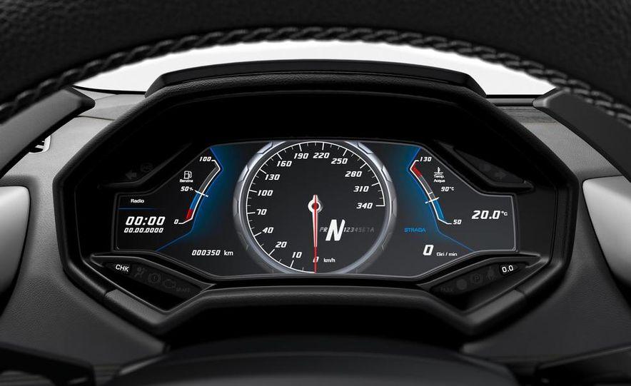2014 Lamborghini Huracán LP610-4 - Slide 41