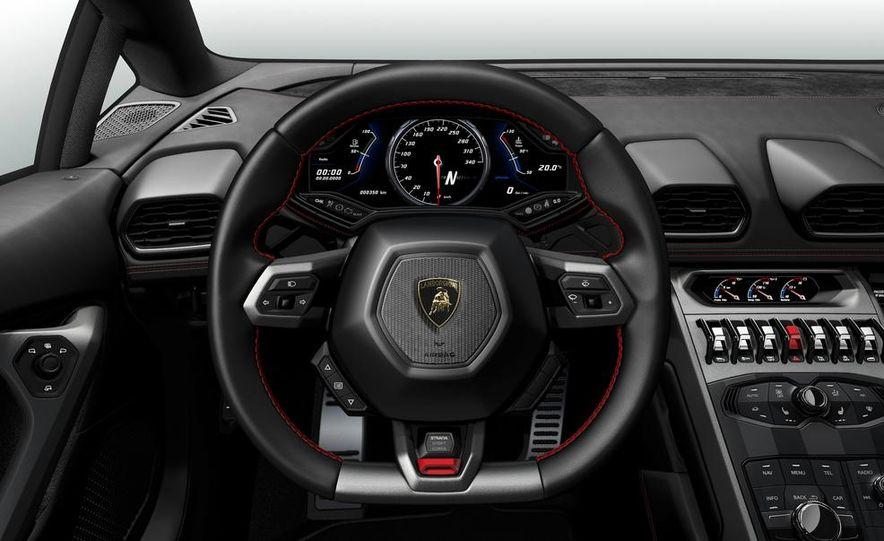 2014 Lamborghini Huracán LP610-4 - Slide 38