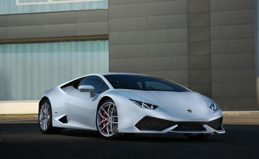 2014 Lamborghini Huracán LP610-4 - Slide 1