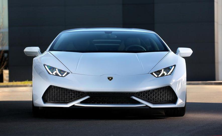 2014 Lamborghini Huracán LP610-4 - Slide 4