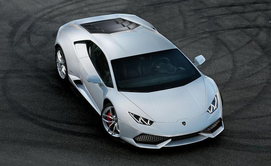 2014 Lamborghini Huracán LP610-4 - Slide 8