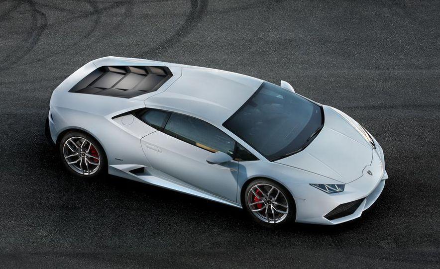 2014 Lamborghini Huracán LP610-4 - Slide 9