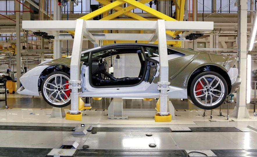 2014 Lamborghini Huracán LP610-4 - Slide 29