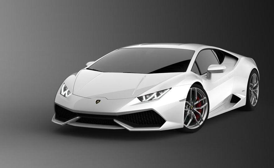 2014 Lamborghini Huracán LP610-4 - Slide 33