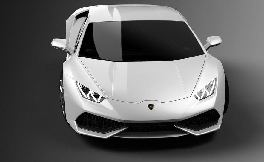 2014 Lamborghini Huracán LP610-4 - Slide 34