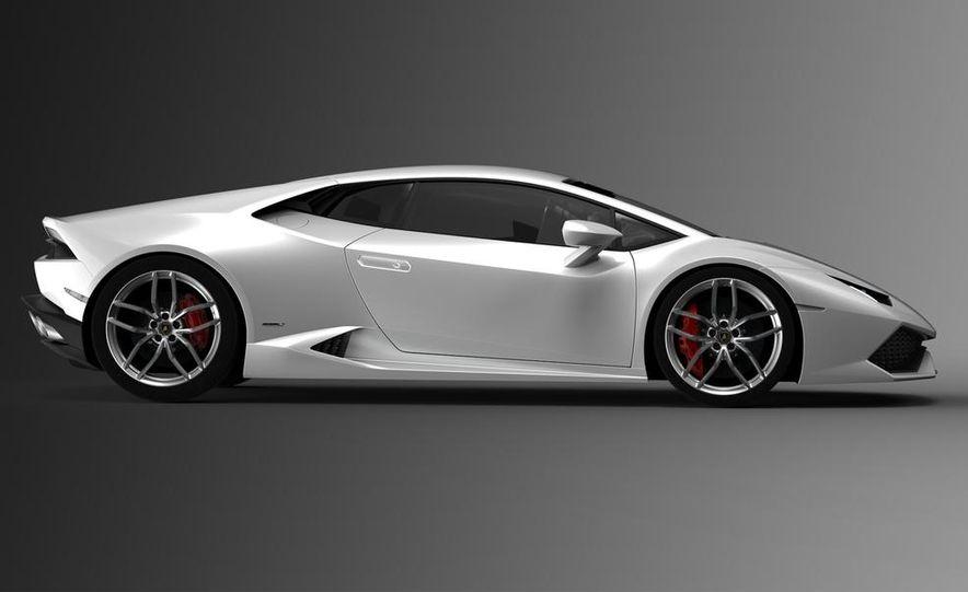 2014 Lamborghini Huracán LP610-4 - Slide 35