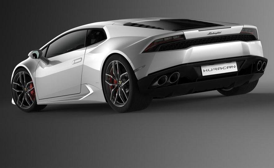 2014 Lamborghini Huracán LP610-4 - Slide 36