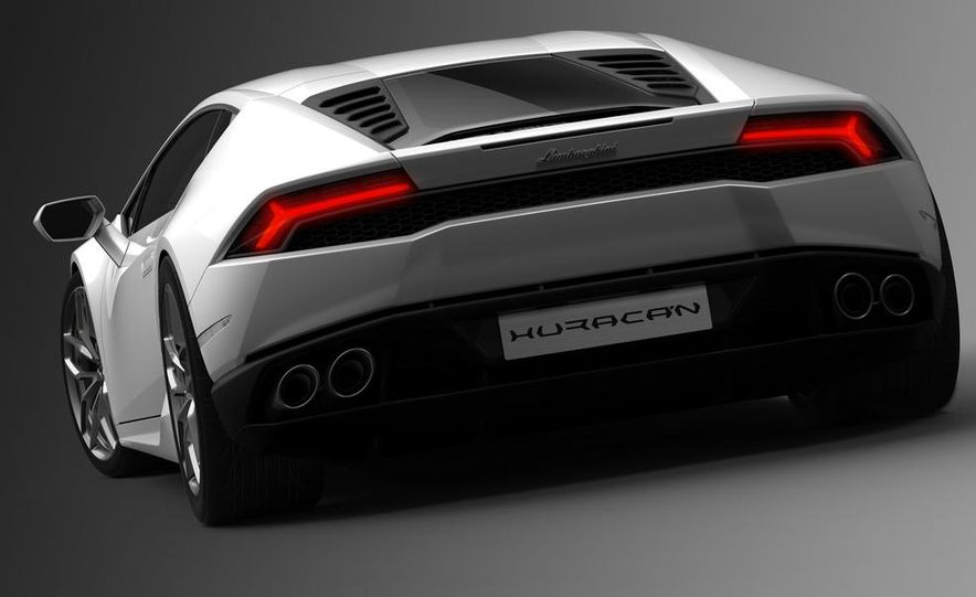2014 Lamborghini Huracán LP610-4 - Slide 37