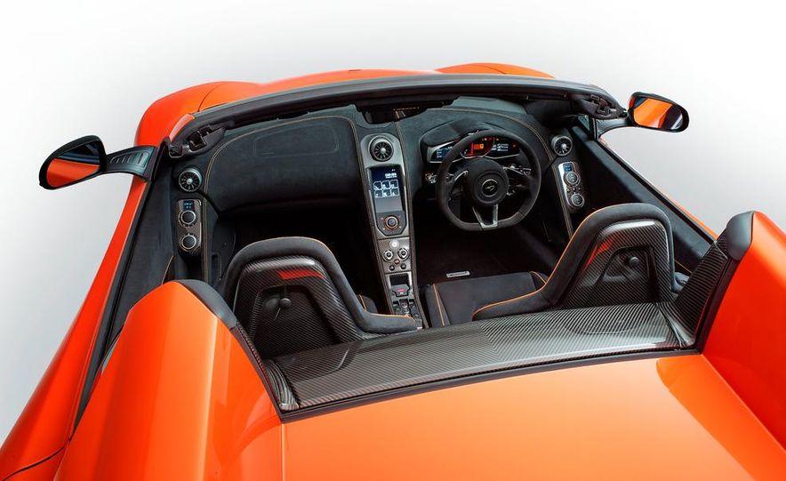 2015 McLaren 650S Spider - Slide 23
