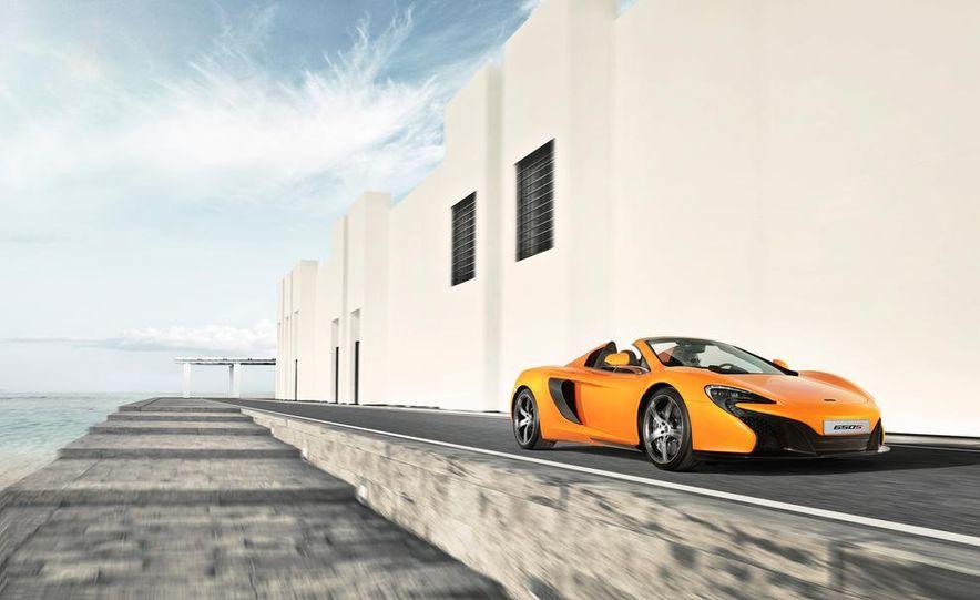2015 McLaren 650S Spider - Slide 17