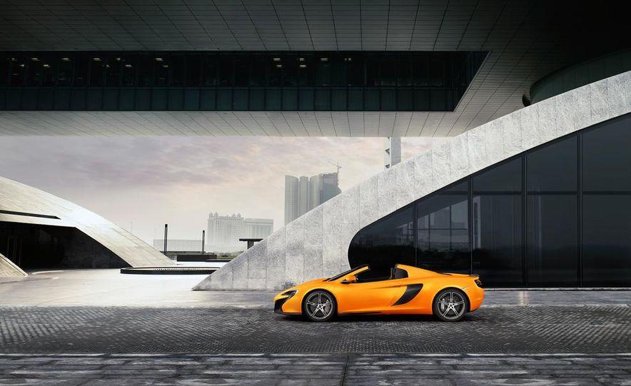 2015 McLaren 650S Spider - Slide 19