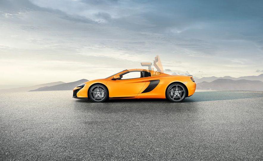 2015 McLaren 650S Spider - Slide 21