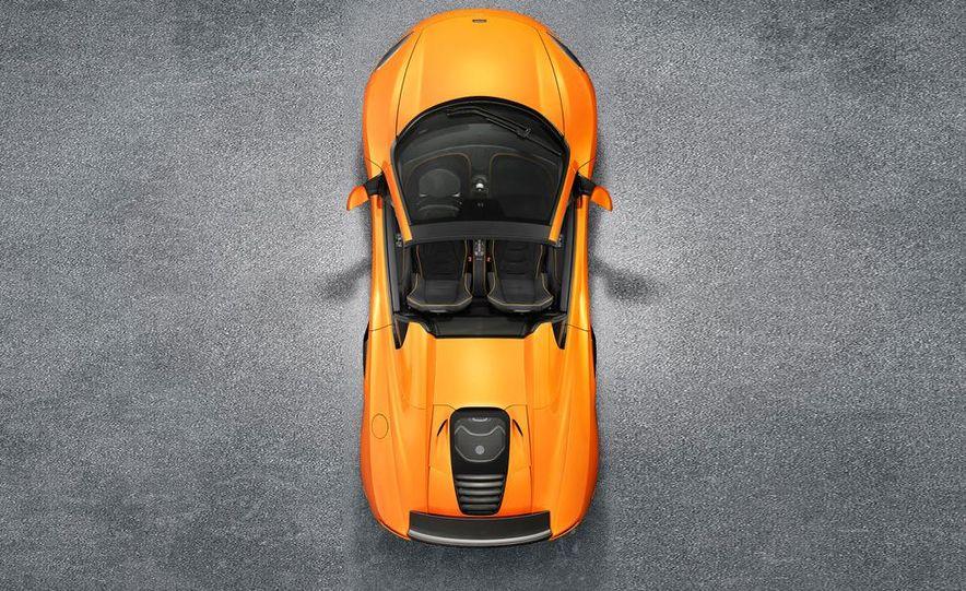 2015 McLaren 650S Spider - Slide 22
