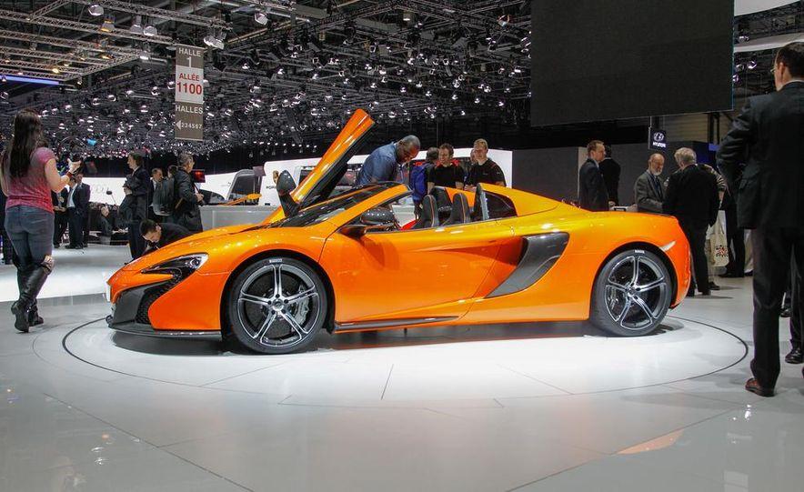 2015 McLaren 650S Spider - Slide 1