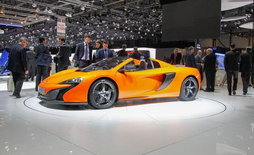 2015 McLaren 650S Spider - Slide 2