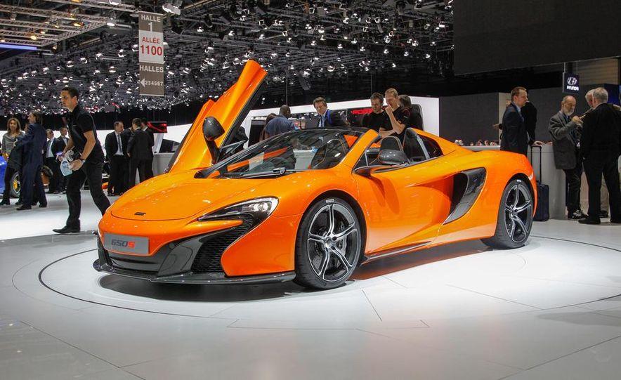 2015 McLaren 650S Spider - Slide 4