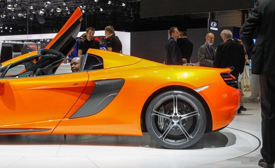 2015 McLaren 650S Spider - Slide 15