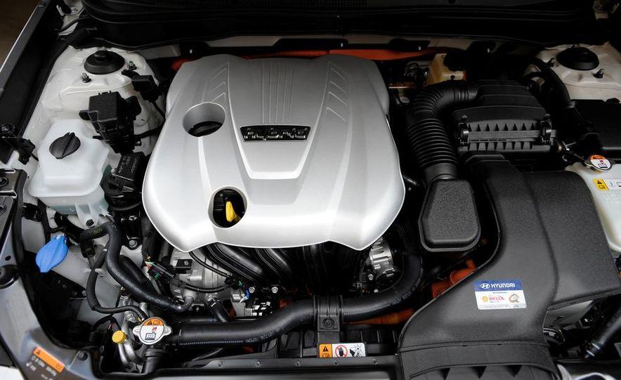 2013 Hyundai Sonata hybrid - Slide 21