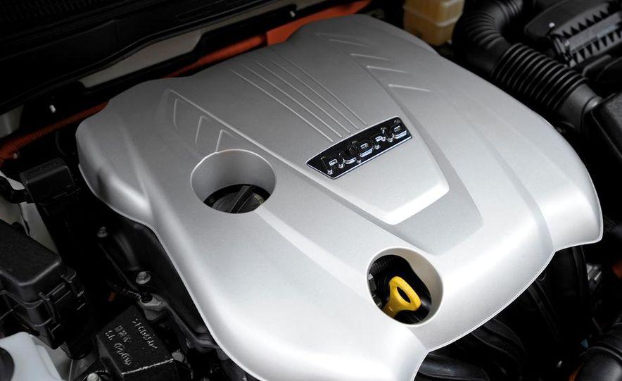 2013 Hyundai Sonata hybrid - Slide 22