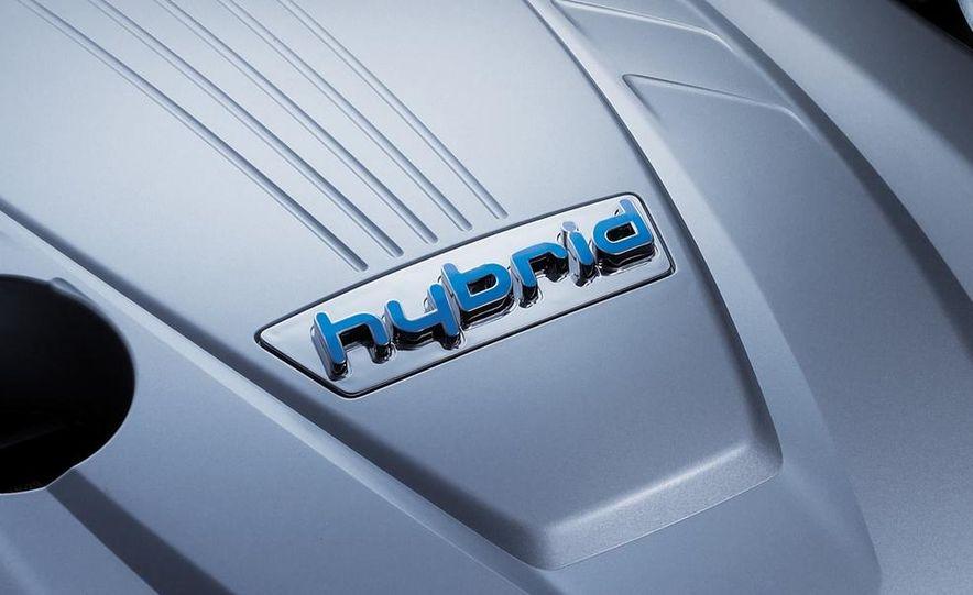 2013 Hyundai Sonata hybrid - Slide 23